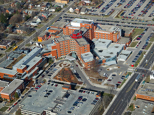 Aerial Photography Kitchener Waterloo