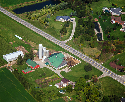 Aerial Photography for Real Estate